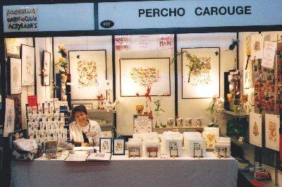 stand au Salon du Livre Palexpo 1999 - 2005