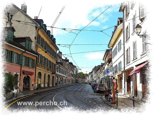 PERCHO-CAROUGE ©